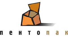 Логотип «Пентопак&raquo