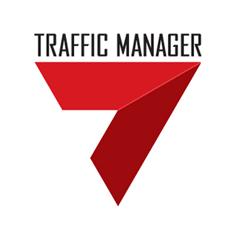 Логотип «Трафик Менеджер&raquo