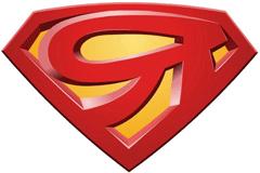 Логотип «Я — супермен!&raquo
