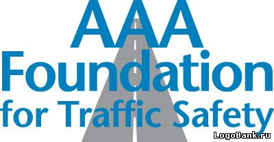 Логотип AAA found for traffic safety