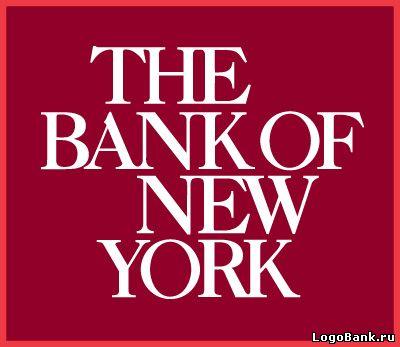 Логотип BANK OF NY