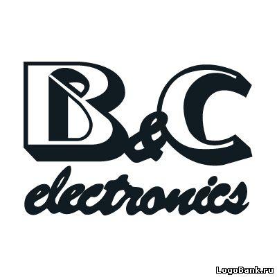 Логотип B and C Electronics