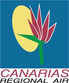Логотип Canarias Regional Air