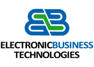 Логотип Electronic Business Technologies