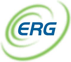 Логотип ERG