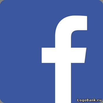 Логотип Facebook F-logo - скачать в векторе и картинкой бесплатно