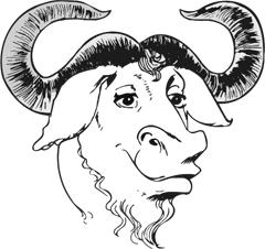 Логотип GNU
