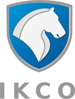 Логотип IKCO