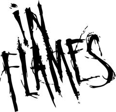 Логотип In Flames