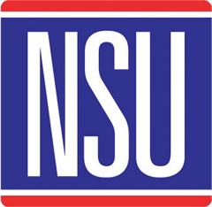 Логотип NSU Motorenwerke, 1969-1967