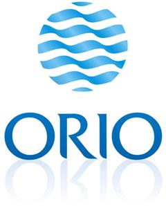 Логотип Orio