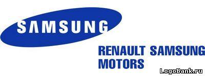 Логотип Renault Samsung Motors