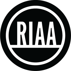 Логотип RIAA