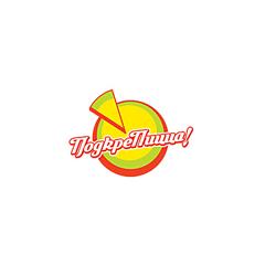 Логотип «Подкрепицца»