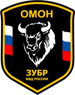 Логотип «Зубр»