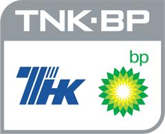 Логотип «ТНК-BP»
